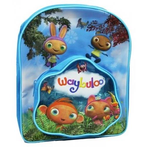 Waybuloo School Bag Rucksack Backpack