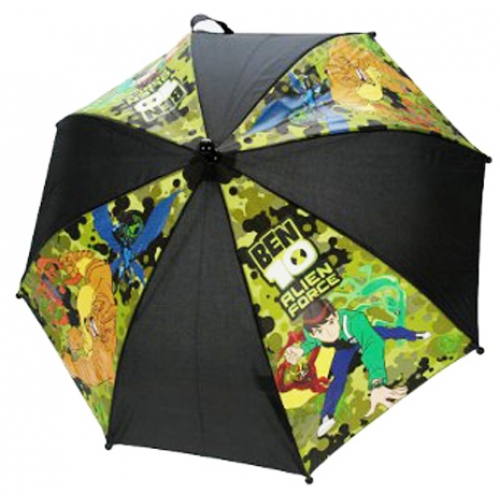 Ben 10 'Alien Force' School Rain Brolly Umbrella