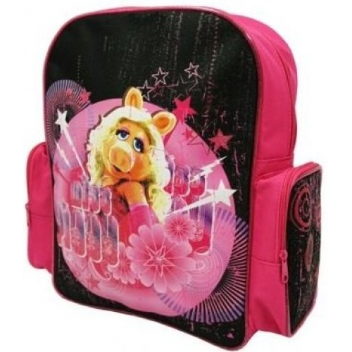 Miss Piggy School Bag Rucksack Backpack