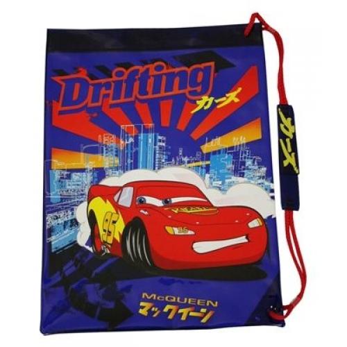 Disney Cars Drifting Tokyo School Swim Bag