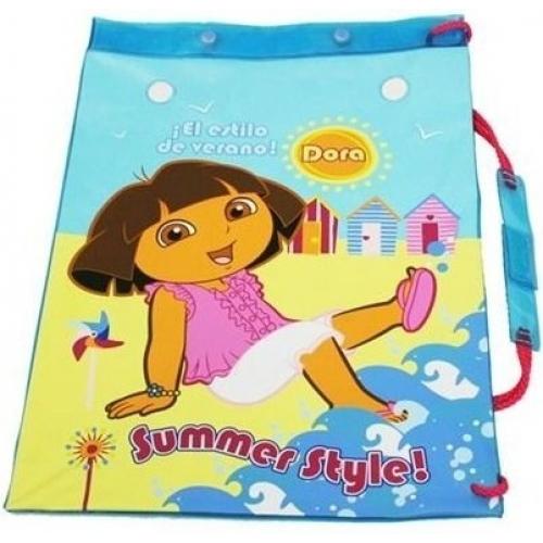 Dora Summer Breeze School Swim Bag