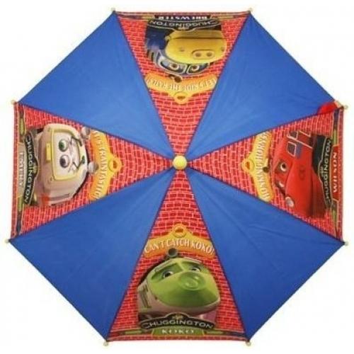 Chuggington School Rain Brolly Umbrella