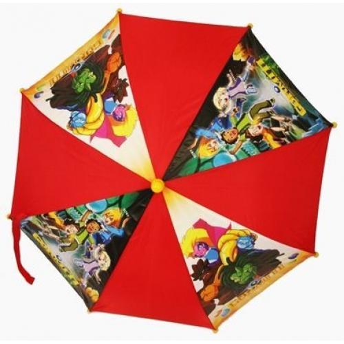 Gormiti School Rain Brolly Umbrella