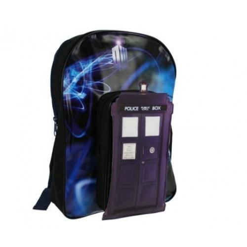 Doctor Who School Bag Rucksack Backpack