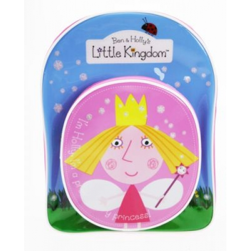 Ben and Holly Little Kingdom School Bag Rucksack Backpack