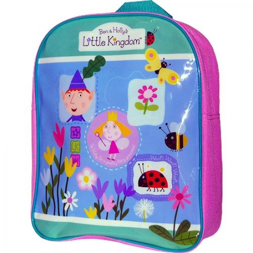 Ben and Hollys Little Kingdom School Bag Rucksack Backpack