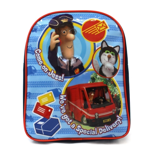 Postman Pat 'Special Delivery' School Bag Rucksack Backpack