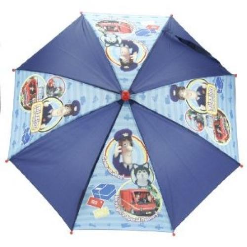 Postman Pat 'Sds' School Rain Brolly Umbrella