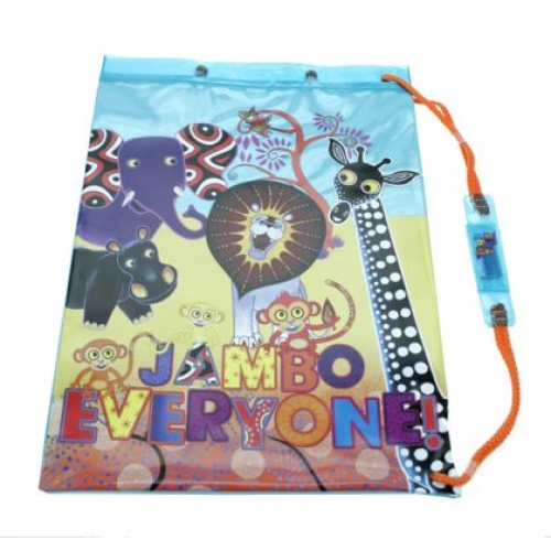 Disney Tinga Pvc School Swim Bag