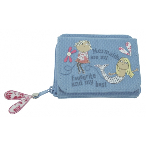 Charlie and Lola Sweet Pea Purse