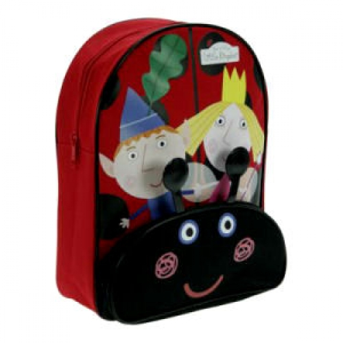 Ben & Holly 'Gaston Ladybug' School Bag Rucksack Backpack