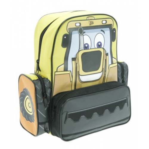 Jcb School Bag Rucksack Backpack