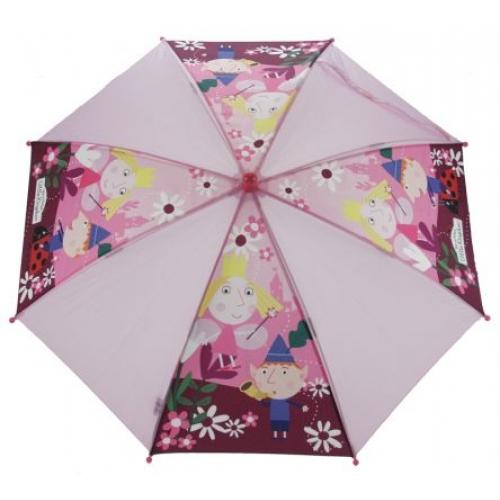 Ben & Holly Little Kingdom School Rain Brolly Umbrella