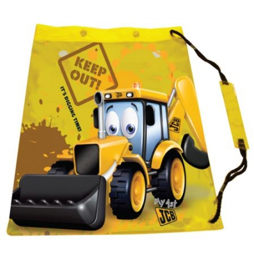 My First Jcb School Swim Bag