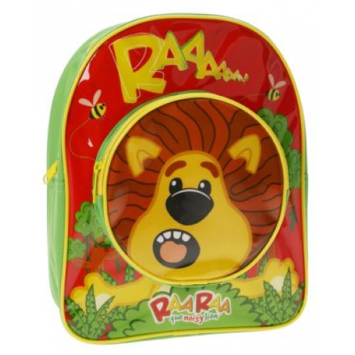 Raa The Noisy Lion School Bag Rucksack Backpack