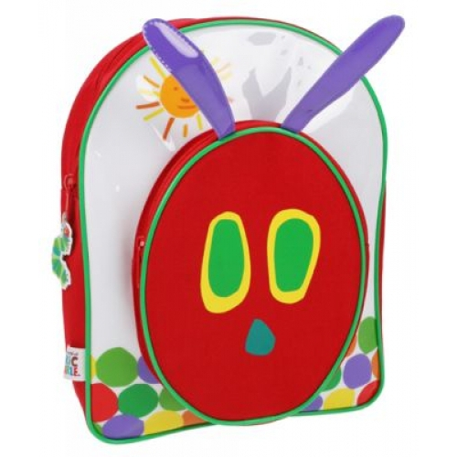 Very Hungry Caterpillar 'Eric Carle' S' School Bag Rucksack Backpack