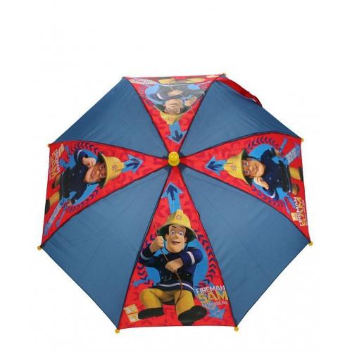 Fireman Sam 'The Hero Next Door' School Rain Brolly Umbrella