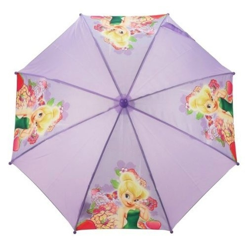 Disney Fairies 'Tinkerbell' School Rain Brolly Umbrella