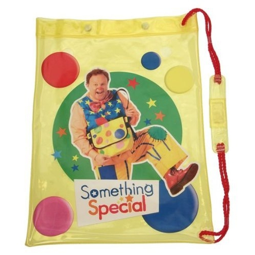 Mr Tumble 'Something Special' School Swim Bag