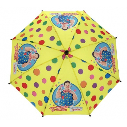 Something Special 'Mr Tumble' School Rain Brolly Umbrella