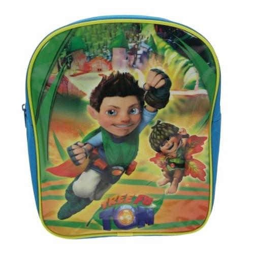 Tree Fu Tom Pvc Front School Bag Rucksack Backpack