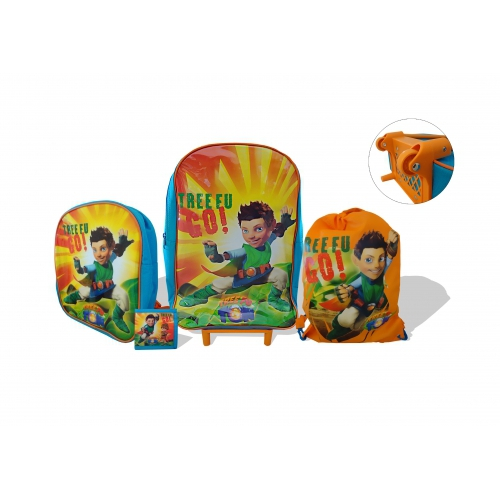 Tree Fu Tom Luggage Bag Set