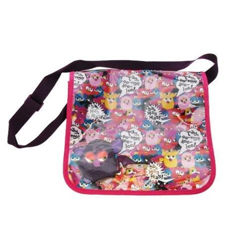 Furby Pvc Front School Despatch Bag