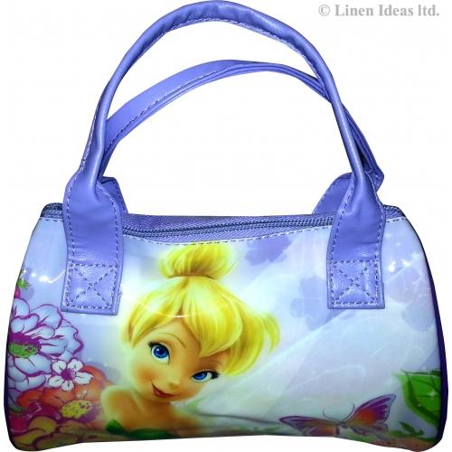 Disney Fairies 'Tinkerbell' Bowling School Hand Bag