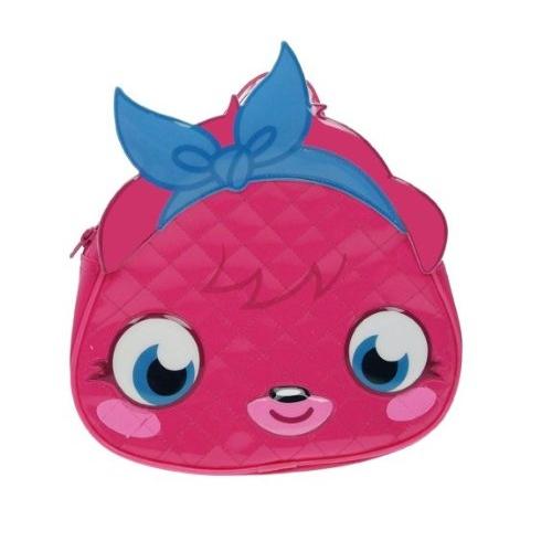 Moshi Monsters 'Poppet' Pvc Vanity Case Shaped School Organizer Bag