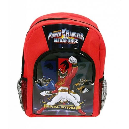 Power Rangers Megaforce 'Final Strike' School Bag Rucksack Backpack