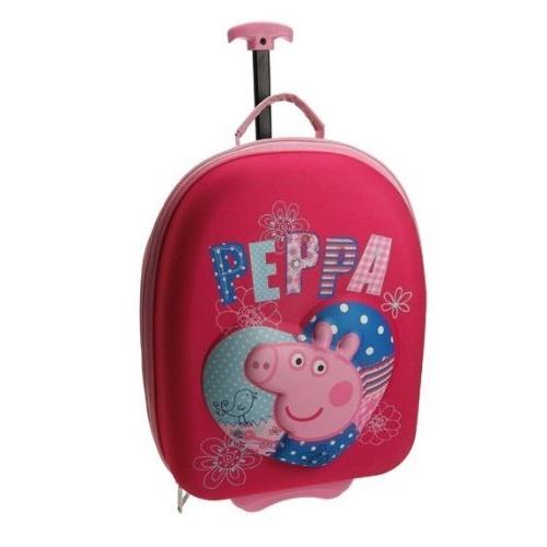 Peppa Pig 'Patchwork' School Luggage Bag