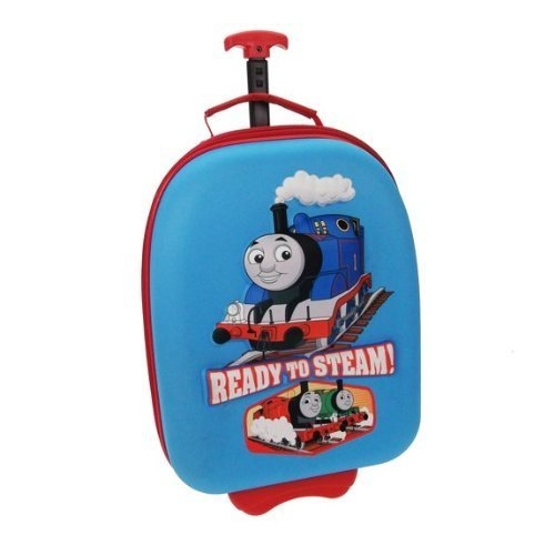 Thomas 3d School Luggage Bag