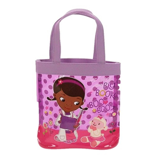 Disney Doc Mcstuffins Boo Boos Tote Bag Shopping Shopper