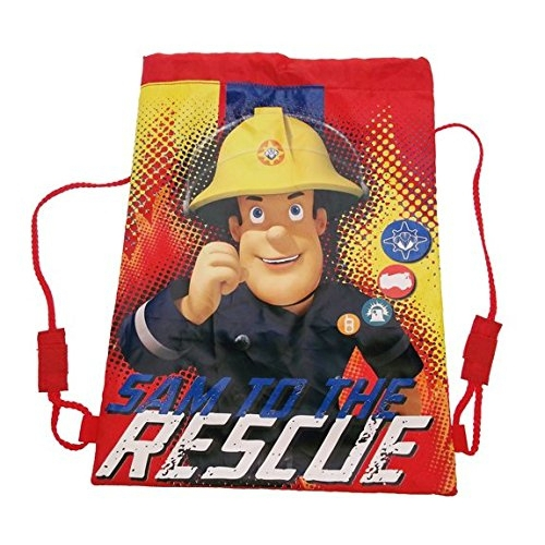 Fireman Sam 'Sam To The Rescue' School Trainer Bag