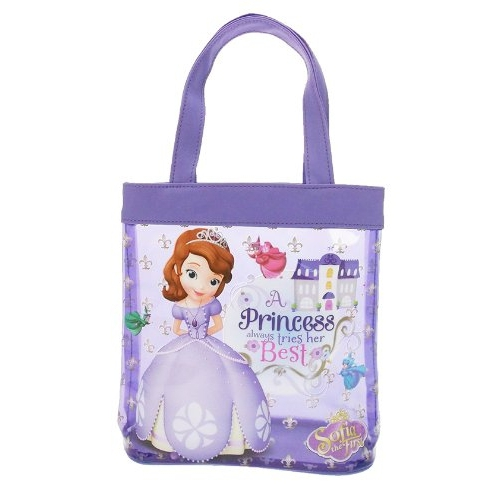 Disney Sofia The First Tote Bag Shopping Shopper