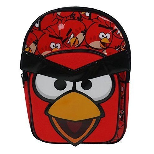 Angry Birds Arch School Bag Rucksack Backpack