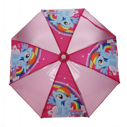 My Little Pony Rainbow School Rain Brolly Umbrella