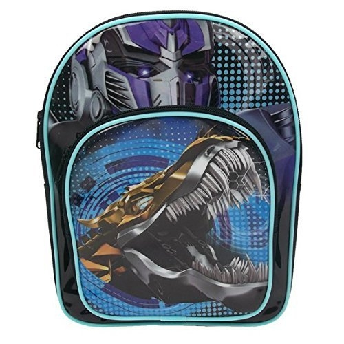 Transformers Arch with Front Pocket School Bag Rucksack Backpack