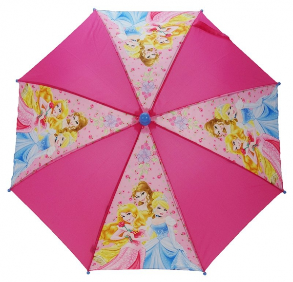 Disney Princess 'Royal Friends' School Rain Brolly Umbrella