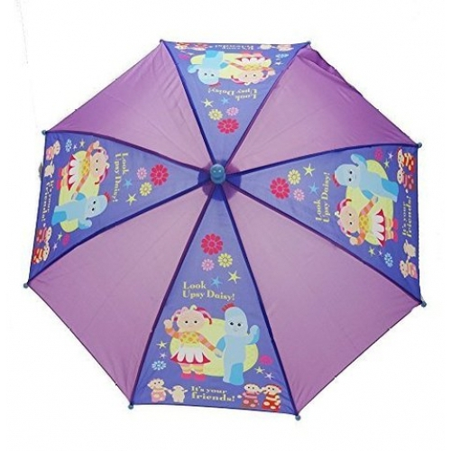 In The Night Garden Childrens School Rain Brolly Umbrella