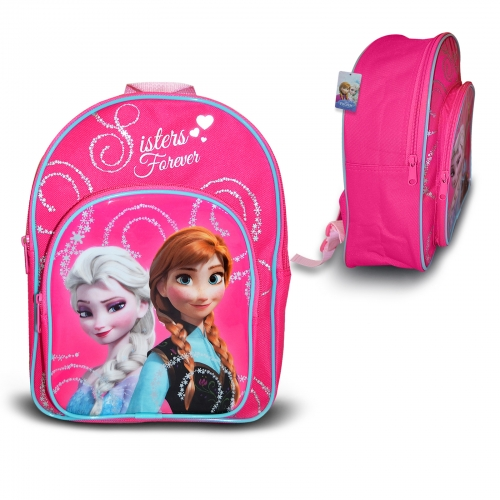 Disney Frozen Forever Sisters School Bag Rucksack Backpack