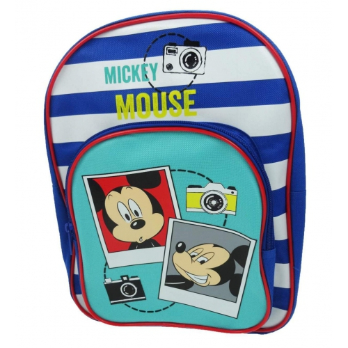 Disney Mickey Mouse Arch School Bag Rucksack Backpack