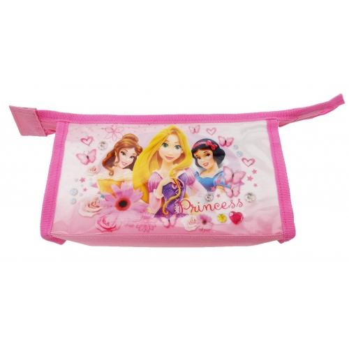 Disney Princess 'I Am a Princess' School Washbag