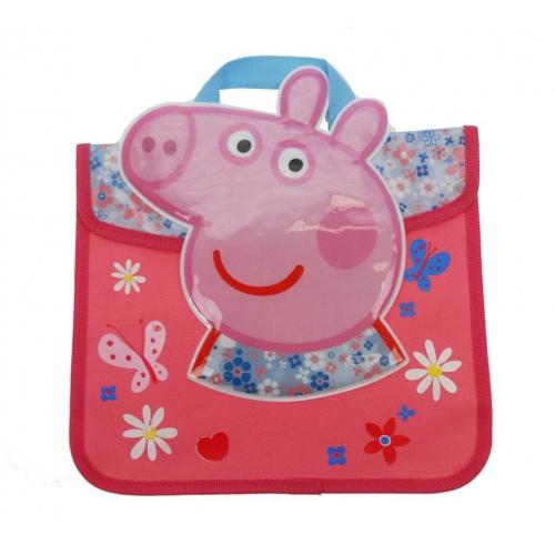 Peppa Pig 'Home Sweet Home' School Book Bag
