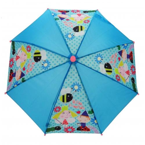 Ben & Holly' S Little Kingdom School Rain Brolly Umbrella