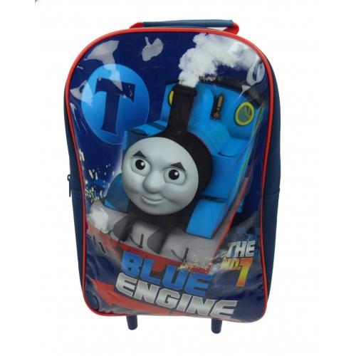 Thomas 2015 Velocity Basic Wheelic School Travel Trolley Roller Wheeled Bag