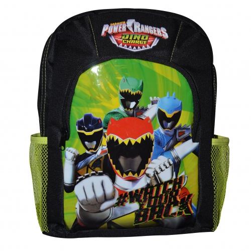 Power Rangers 'Dino Charge' School Bag Rucksack Backpack
