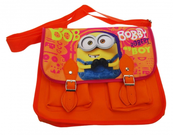 Despicable Me Minion 'Classic' Satchel School Shoulder Bag