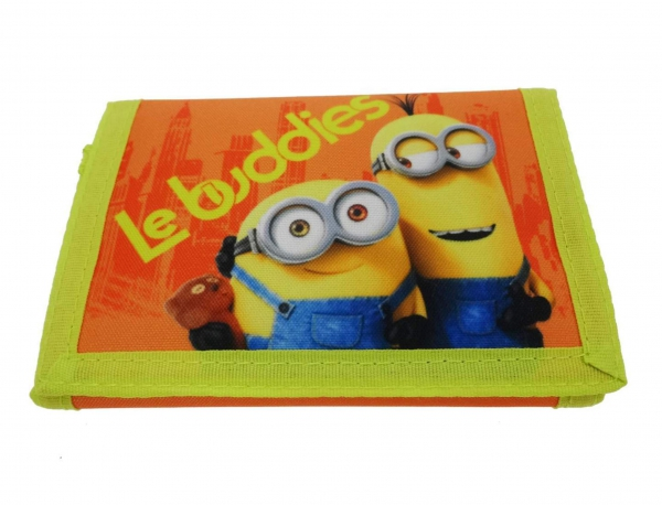 Minions 'Le Buddies' Wallet