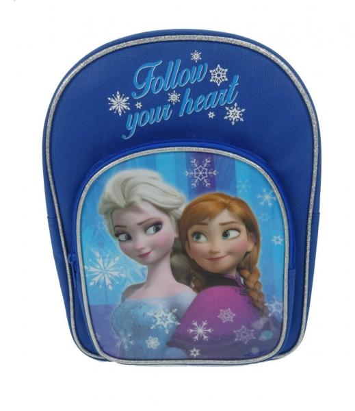 Disney Frozen 'Classic' Arch Pocket School Bag Rucksack Backpack